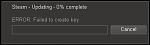 Нажмите на изображение для увеличения Название: steam error.png Просмотров: 144 Размер:1.5 Кб ID:6411